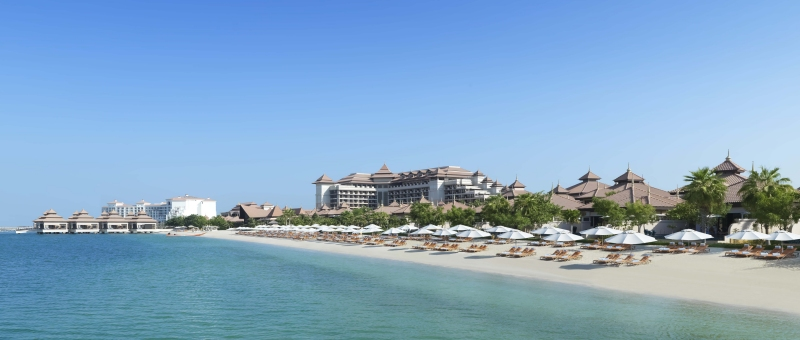Anantara Dubai The Palm Resort & Spa Strand
