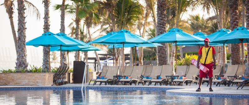 JA Jebel Ali Beach Hotel Pool