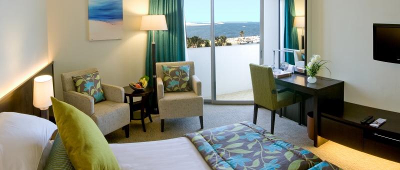 JA Jebel Ali Beach Hotel Zimmer