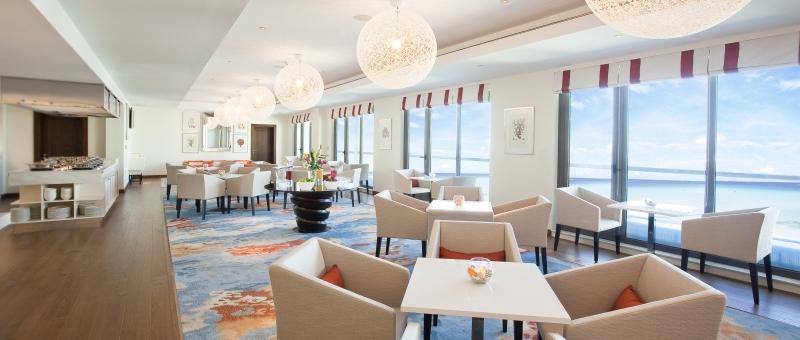 JA Ocean View Hotel Restaurant