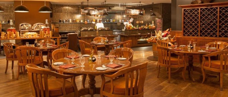 JA Oasis Beach Tower Restaurant
