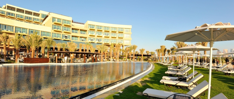 Rixos The Palm Dubai Pool