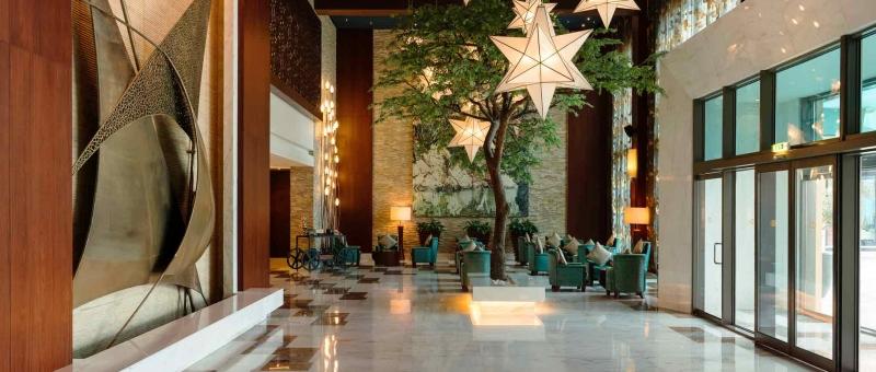 Sofitel Dubai Jumeirah Beach Lobby