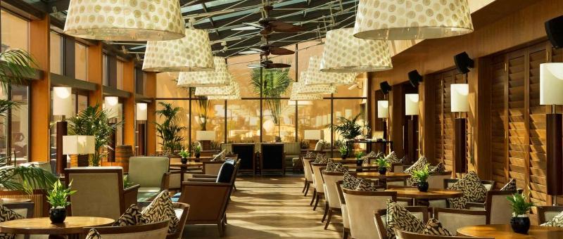 Sofitel Dubai Jumeirah Beach Restaurant
