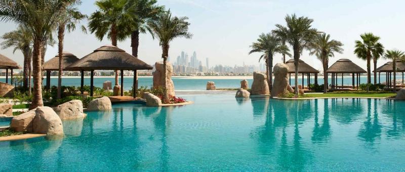 Sofitel Dubai The Palm Resort Pool