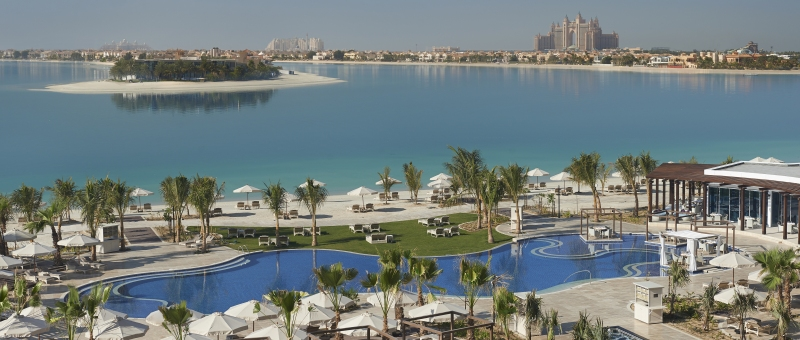 Waldorf Astoria Dubai Palm Jumeirah Pool