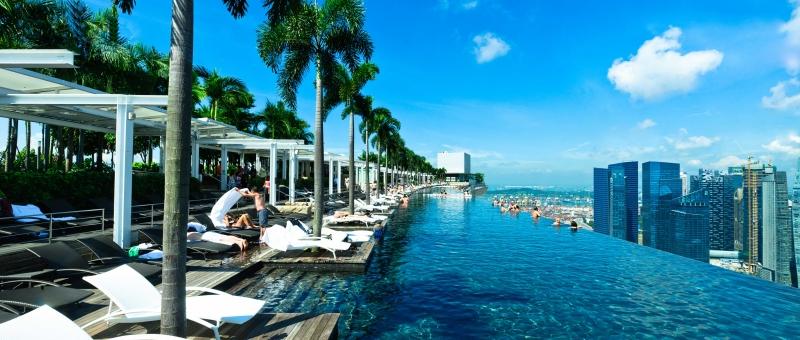 Marina Bay Sands Pool