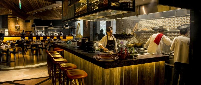 Marina Bay Sands Restaurant