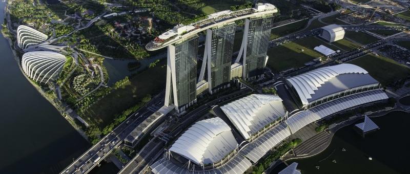 Marina Bay Sands Singapur