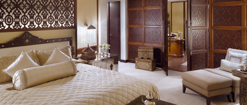 The Palace Downtown Dubai Zimmer