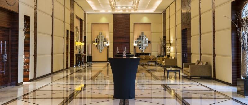 The Westin Dubai Mina Seyahi Beach Resort & Marina Lobby