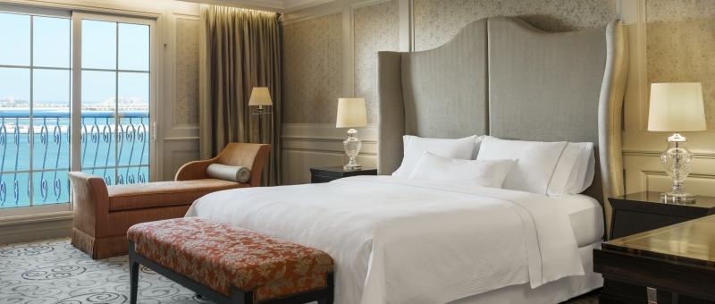 The Westin Dubai Mina Seyahi Beach Resort & Marina Zimmer