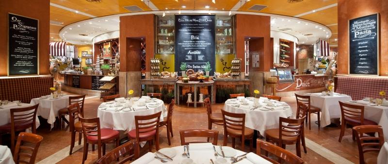 Fairmont Singapore Restaurant