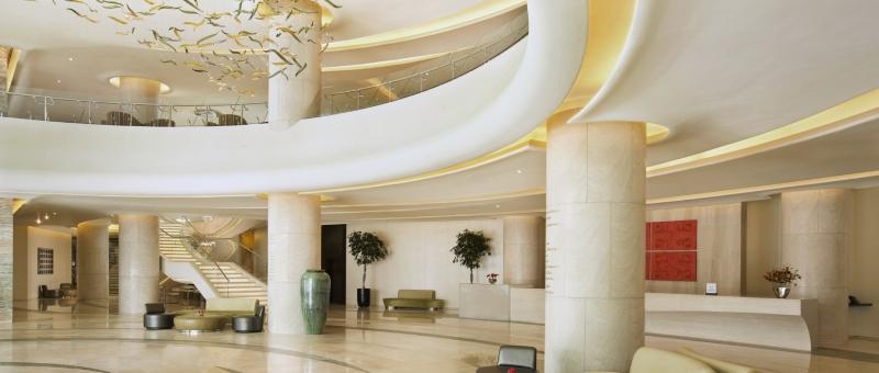 Hilton Capital Grand Lobby