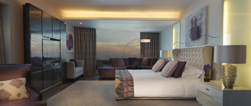 Hilton Capital Grand Zimmer