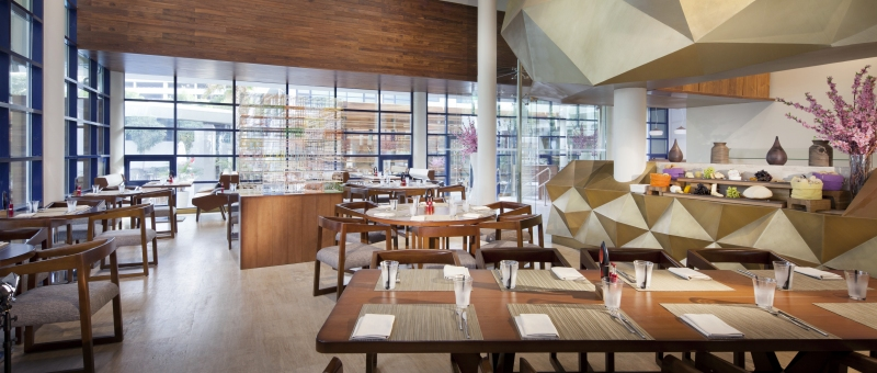 Jumeirah Creekside Hotel Restaurant