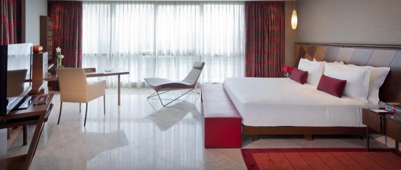 Jumeirah Creekside Hotel Zimmer