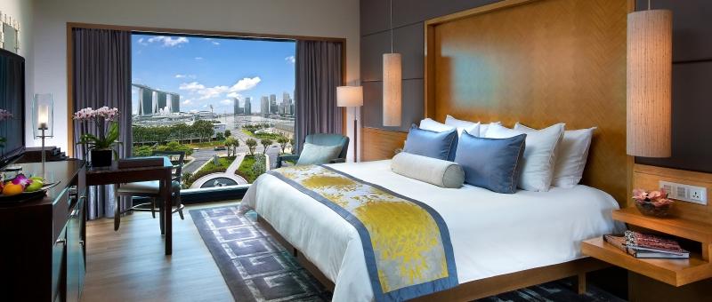 Mandarin Oriental Singapore Zimmer