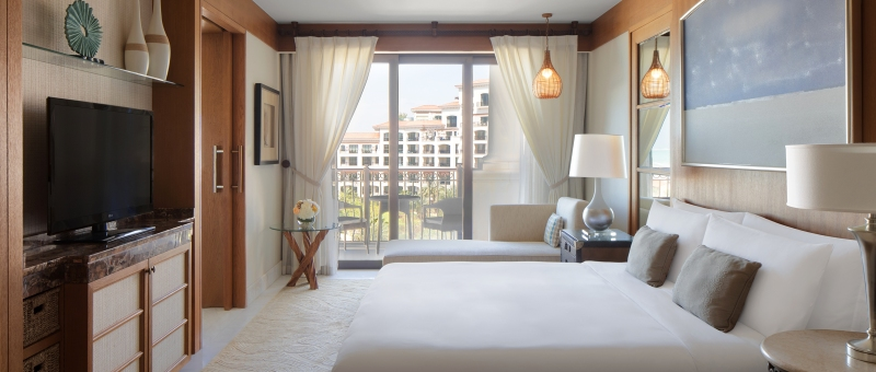 The St. Regis Saadiyat Island Resort Zimmer