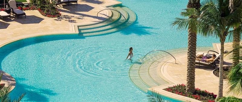 Four Seasons Resort Dubai at Jumeirah Beach Pool