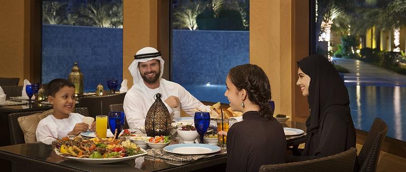 Hilton Ras Al Khaimah Resort & Spa Restaurant
