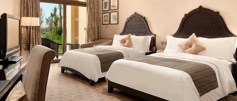 Hilton Ras Al Khaimah Resort & Spa Zimmer