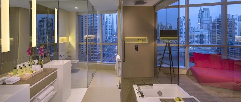 InterContinental Dubai Marina Badezimmer