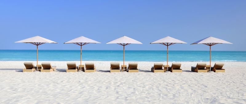 Park Hyatt Abu Dhabi Hotel and Villas Strand