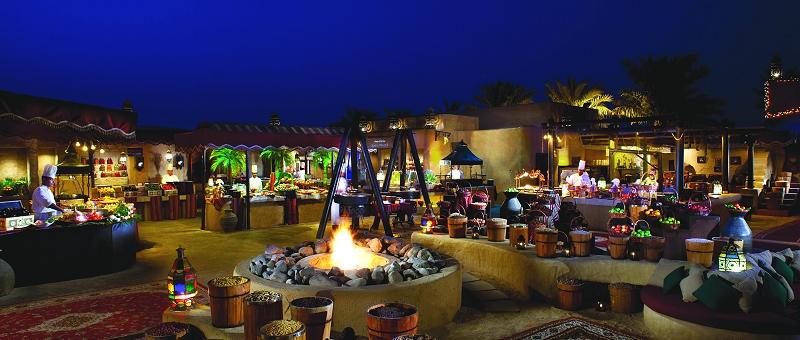Bab Al Shams Desert Resort & Spa Restaurant