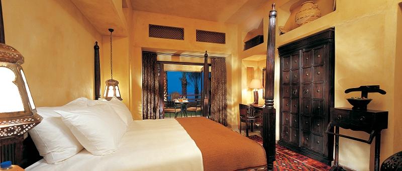 Bab Al Shams Desert Resort & Spa Zimmer