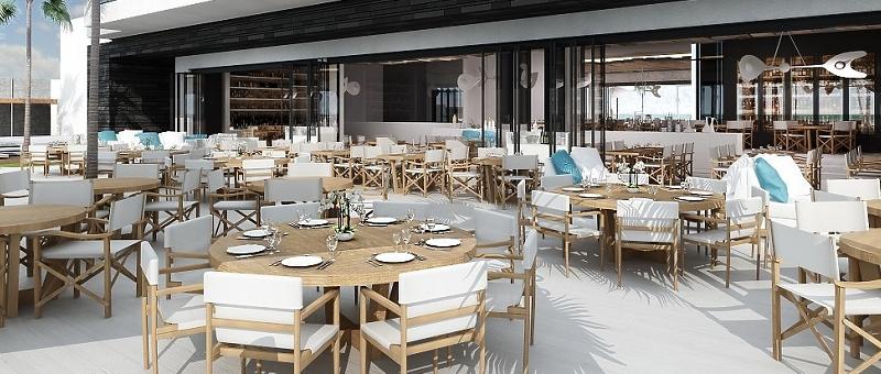 Nikki Beach Resort & Spa Dubai Restaurant