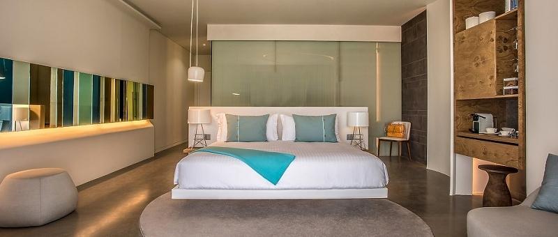 Nikki Beach Resort & Spa Dubai Zimmer