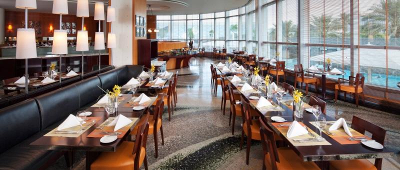 Jumeirah Emirates Towers Restaurant