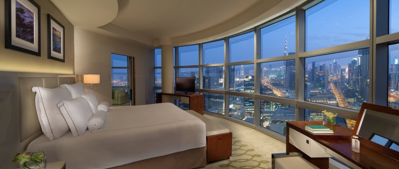 Jumeirah Emirates Towers Zimmer