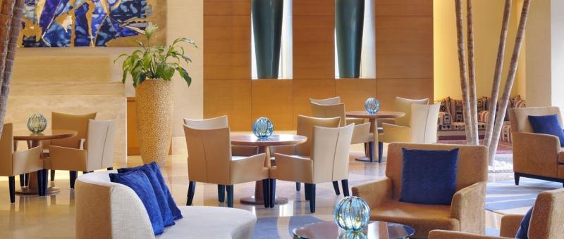 Mövenpick Hotel Jumeirah Beach Lobby