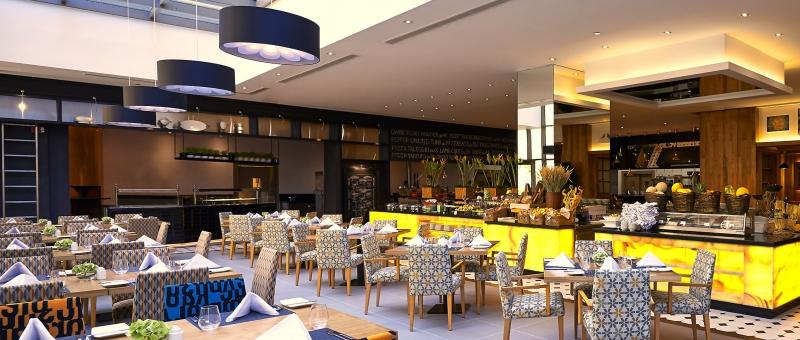 Mövenpick Hotel Jumeirah Beach Restaurant