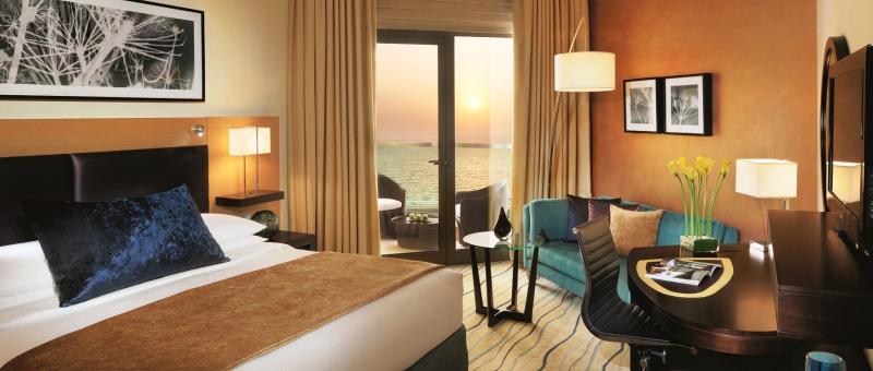 Mövenpick Hotel Jumeirah Beach Zimmer