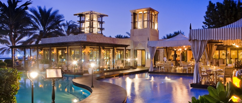 One&Only Royal Mirage The Palace Restaurant