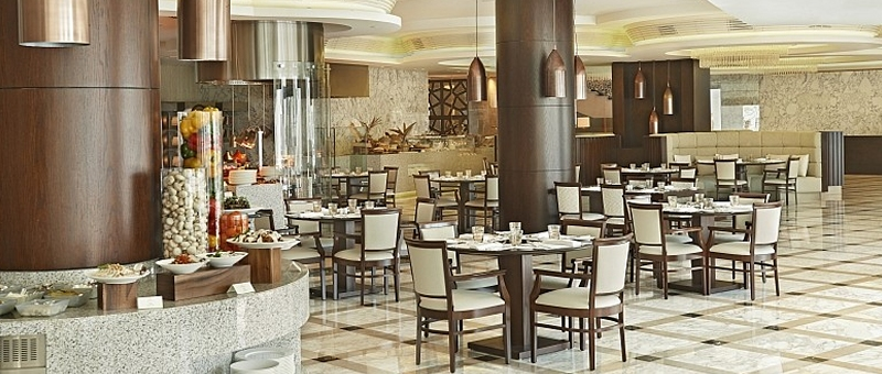 Waldorf Astoria Dubai Palm Jumeirah Restaurant