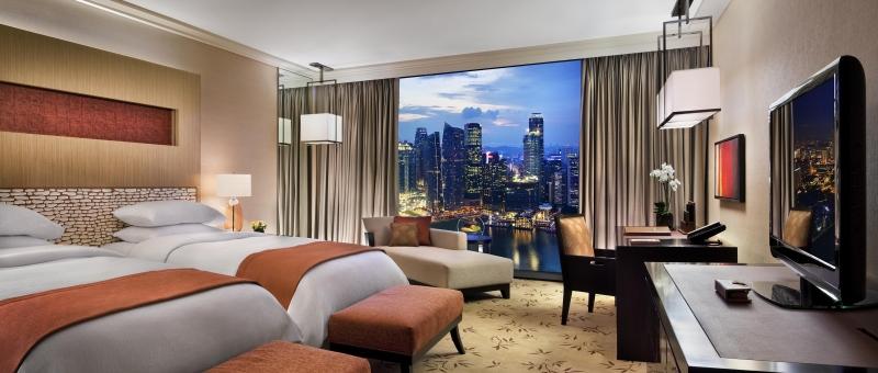 Marina Bay Sands Zimmer