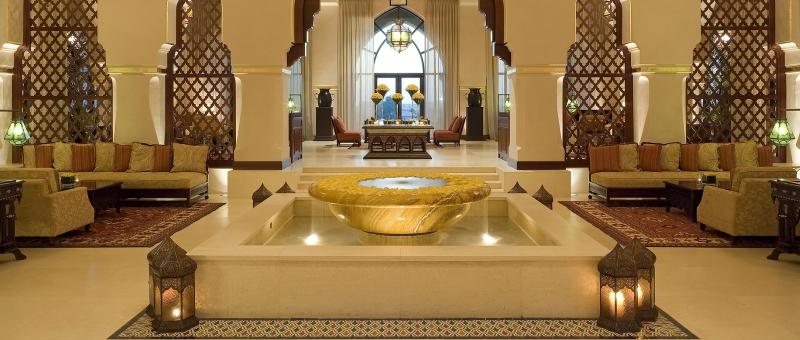 The Palace Downtown Dubai Lobby