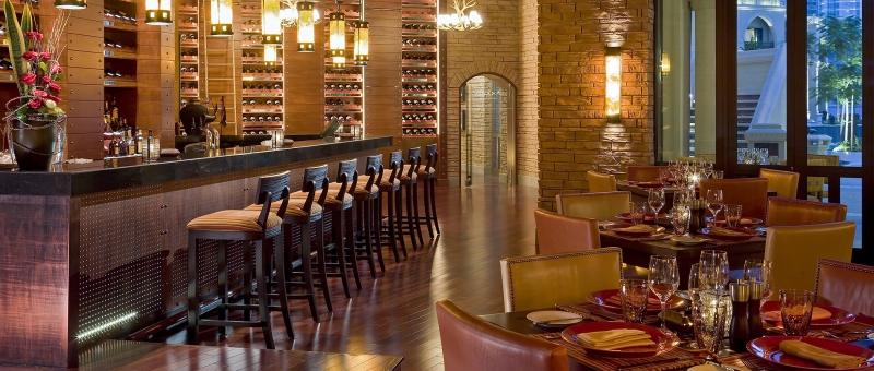 The Palace Downtown Dubai Restaurant