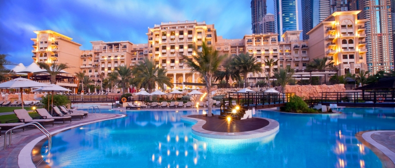 The Westin Dubai Mina Seyahi Beach Resort & Marina Pool
