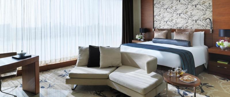 Fairmont Bab Al Bahr Zimmer
