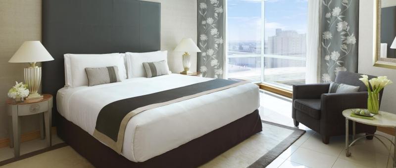 Fairmont Dubai Zimmer