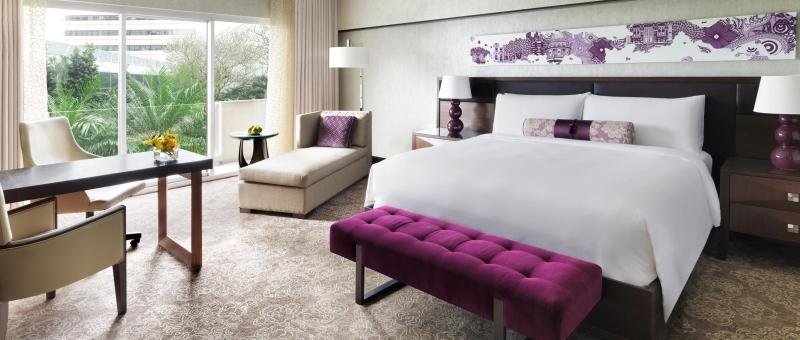 Fairmont Singapore Zimmer