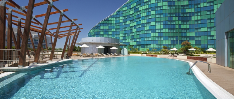 Hilton Capital Grand Pool