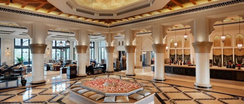 Jumeirah Mina A'Salam Lobby