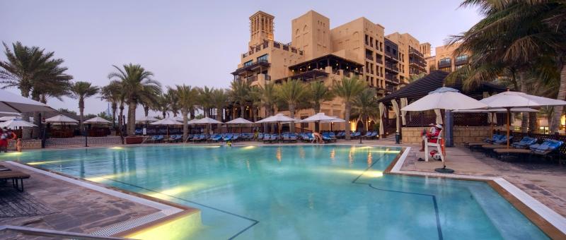Jumeirah Mina A'Salam Pool