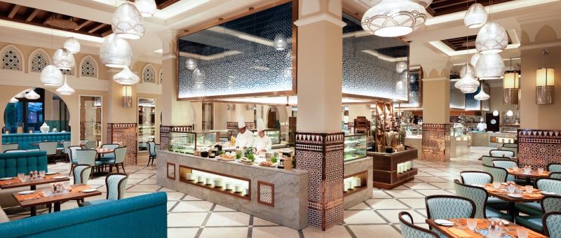 Jumeirah Mina A'Salam Restaurant